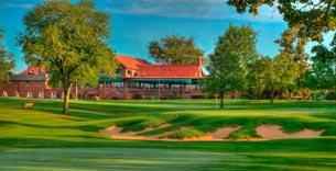Flossmoor Country Club Hole 16