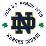2019 US Senior Open logo