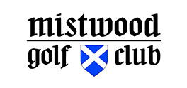 Mistwood Golf logo