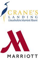 Cranes Landing Marriott logos